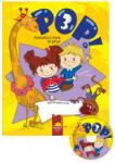 Книга за детето POP! 3 в комплект с аудиодиск (0000)