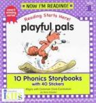 Now I'm Reading! Level 1 Playful Pals (2003)