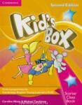Kid's Box Second edition Starter Class Book with CD-ROM (0000)