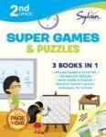 Second Grade Super Games & Puzzles (0000)
