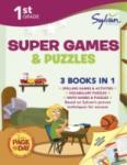 1st Grade Super Games & Puzzles (0000)
