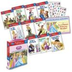 Reading Adventures Disney Princess Level 1 Boxed Set (0000)