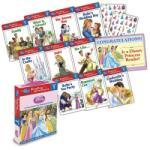 Reading Adventures Disney Princess Level 1 Boxed Set (0000)