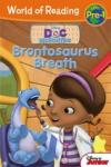 World of Reading: Doc McStuffins Brontosaurus Breath Pre-Level 1 (0000)