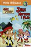 World of Reading: Jake and the Never Land Pirates Jake Hatches a Plan Pre-Level 1 (0000)