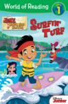 World of Reading: Jake and the Never Land Pirates Surfin' Turf Level 1 (0000)