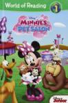 World of Reading: Minnie Minnie's Pet Salon Level 1 (0000)