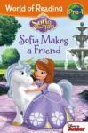 World of Reading: Sofia the First Sofia Makes a Friend Pre-Level 1 (0000)