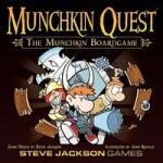 Munchkin Quest Board Game (ISBN: 9781556347672)