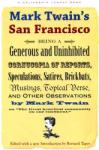 Mark Twain's San Francisco (ISBN: 9781890771690)