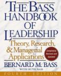 The Bass Handbook of Leadership: Theory, Research, and Managerial Applications (ISBN: 9780743215527)