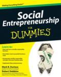 Social Entrepreneurship For Dummies (ISBN: 9780470538081)