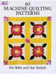 60 Machine Quilting Patterns (ISBN: 9780486280134)