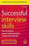 Successful Interview Skills (ISBN: 9780749456528)