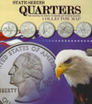 State Series Quarter Collector Map (ISBN: 9780794821944)