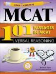 Examkrackers 101 Passages in MCAT Verbal Reasoning (ISBN: 9781893858558)