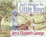 God's Wisdom for Little Boys: Character-Building Fun from Proverbs (ISBN: 9780736908245)