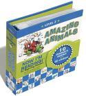 Now I'm Reading! Level 2 Amazing Animals (ISBN: 9781584760740)