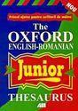The Oxford English-Romanian Junior Thesa (ISBN: 9789736844423)