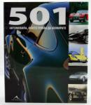 501 автомобила, които трябва да шофирате (ISBN: 9789549817737)