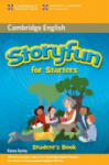 Storyfun for Starters, Movers, Flyers Starters Student's Book (ISBN: 9780521188104)
