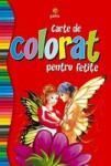 Carte de colorat pentru fetite (ISBN: 9789731490762)
