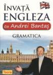 Invata engleza cu Andrei Bantas - Gramatica (ISBN: 9789732012802)