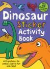 Dinosaur Sticker Activity Book (ISBN: 9781849154567)