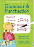 Grammar & Punctuation 50 wipe-clean cards and pen (ISBN: 9781409507505)