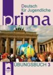 Prima 3, книга с упражнения по немски език за 8. клас (2009)
