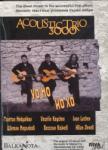 Acoustic Trio 3000: YO HO/ ЙО ХО. Нотният текст към успешния първи албум (2011)