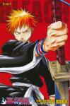 Tite Kubo: Bleach Vol. 1: 3-in-1 Edition, Includes vols. 1, 2, 3 (2011)