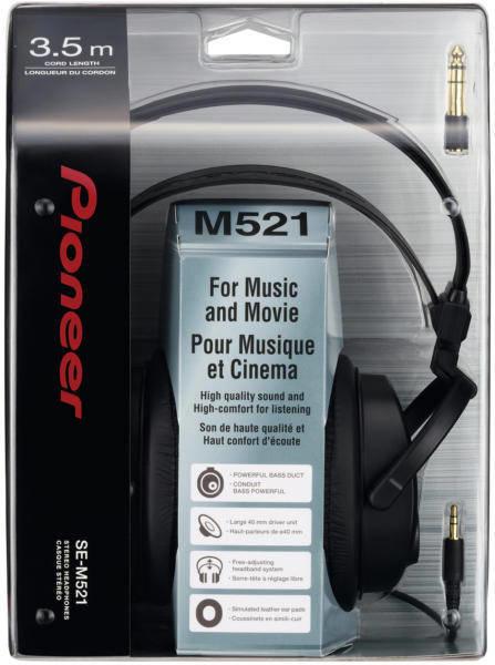 Pioneer SE-MJ521 (Microfon 886f97061e