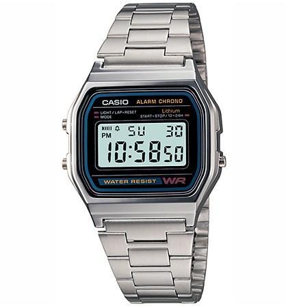 Vásárlás  Casio A-158WA óra árak 147555e8a3