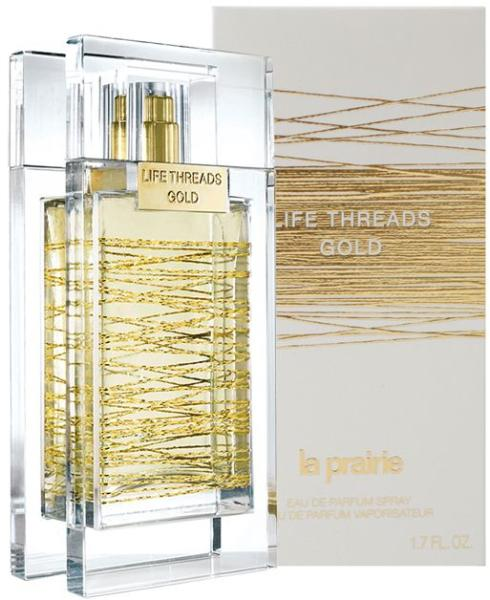 La Prairie Life Threads Gold Sheer EDT 50ml