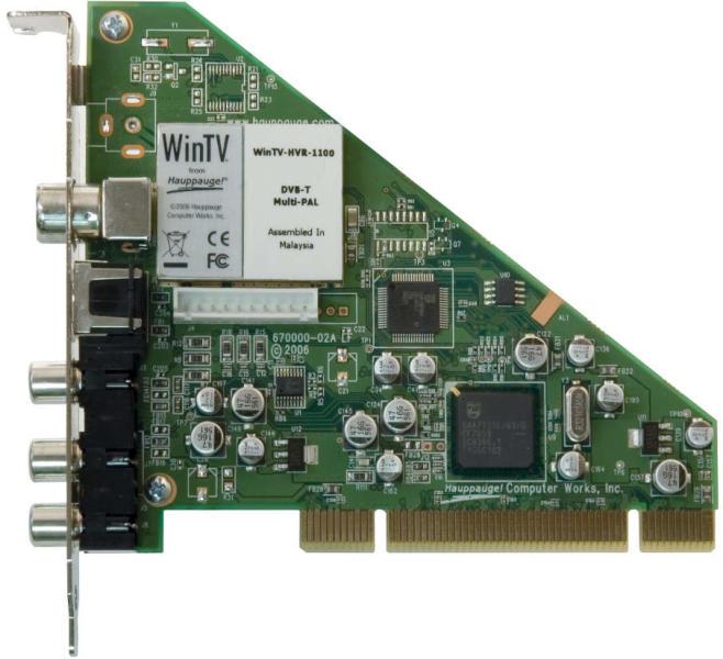 bb0f79018ab6 Vásárlás: Hauppauge WinTV HVR-1100 TV tuner árak összehasonlítása ...
