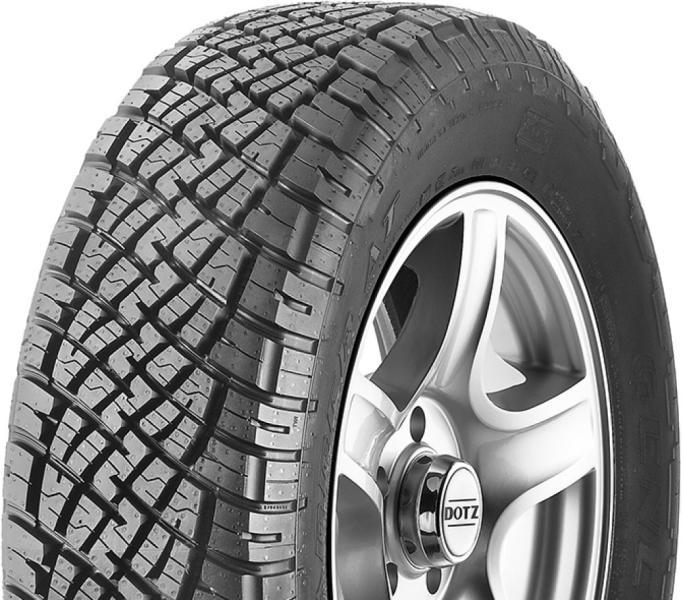 General Tire Grabber At 265  70 R15 112s  Anvelope