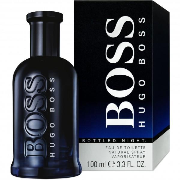 absolut stilvoll angemessener Preis Kaufen BOSS Bottled Night EDT 200ml