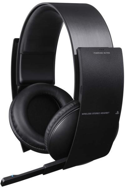 Vásárlás  Sony PS3 Wireless Stereo Headset 7.1 PS719187295 ... c2df021227