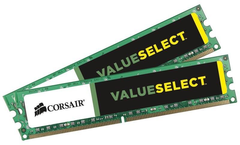 Corsair - 16gb 2x8gb 1600mhz Ddr3