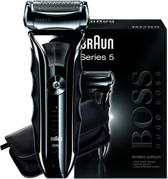Braun 5-590cc Hugo Boss borotva vásárlás bdcd847c26