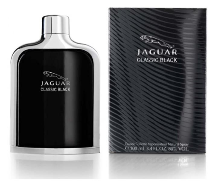 jaguar classic black edt 100ml parf m v s rl s olcs. Black Bedroom Furniture Sets. Home Design Ideas