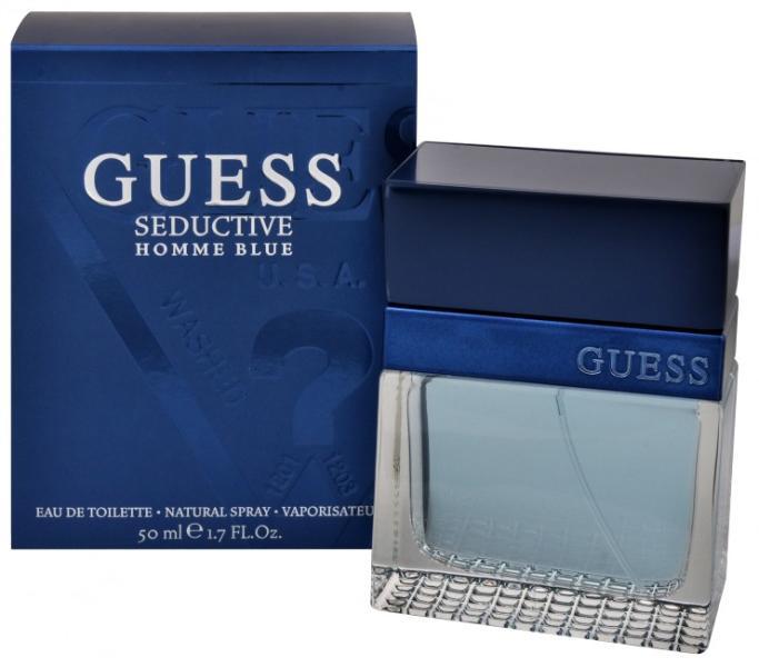 GUESS Seductive Homme Blue EDT 50ml parfüm vásárlás 34301a5eaf