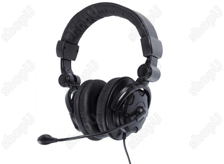 Vásárlás  König CMP-HEADSET 160 Mikrofonos fejhallgató árak ... b799db669a