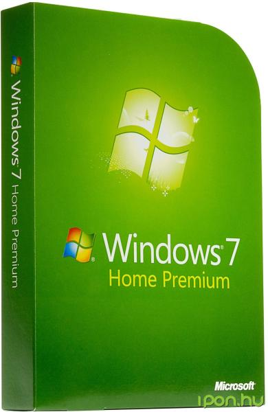 Microsoft Windows 7 Home Premium 32bit SP1 DVD 1PK (HUN) GFC-02028