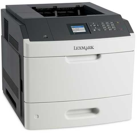 New Driver: Lexmark MS812dn Printer