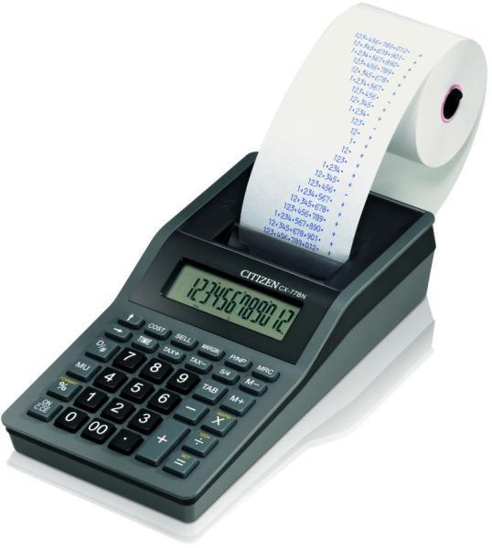 Vásárlás  Citizen CX-77BN Számológép árak összehasonlítása 729e8756f7