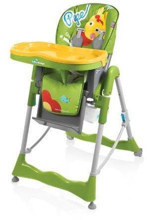 Vásárlás  Baby Design Pepe Colors Etetőszék árak összehasonlítása ... ec53da58f8