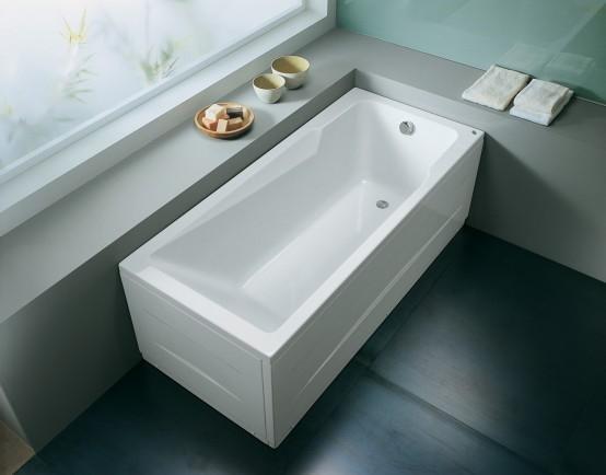 Vásárlás: Kolpa San Armida 180x80 beépíthető egyenes kád (740490 ...