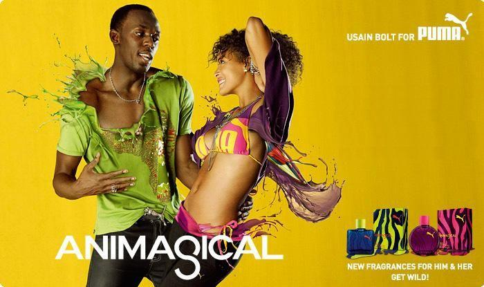 Puma Animagical Woman EDT 60ml tester női parfüm